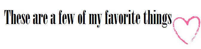 favorite things.png