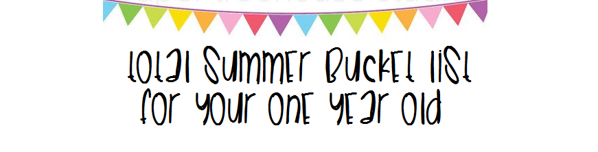 Total summer bucket list
