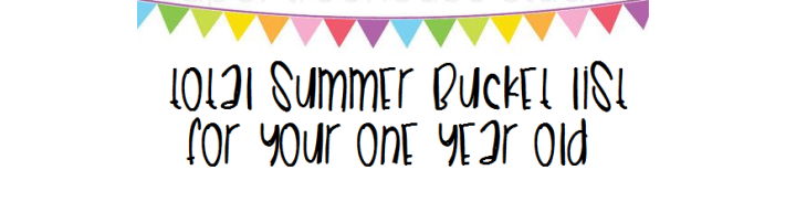 Total summer bucket list