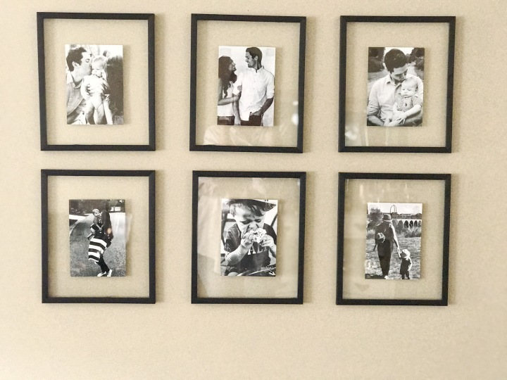 An Inexpensive Gallery Wall Feat Dollar Tree